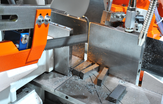 STEEL CUTTING, METAL SAWING